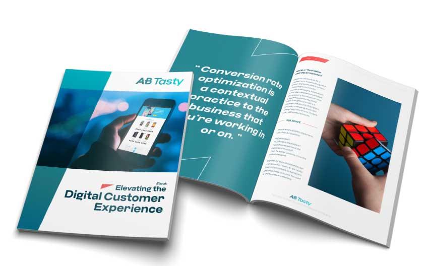 Elevating the customer digital experience